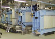 這是一種用途廣泛的壓榨機,大規模的食品加工業中常常看到。